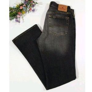 Lucky Brand Boot Cut Dark Gray Wash 28x32 Jeans